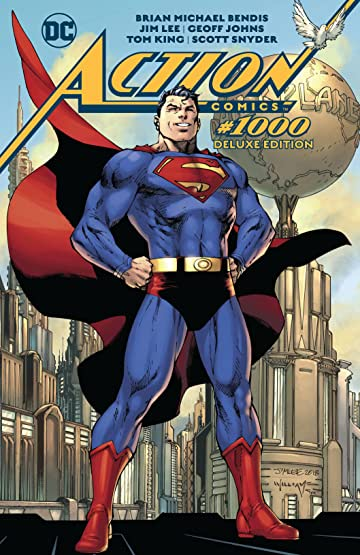 Action Comics (2016-) #1000: The Deluxe Edition