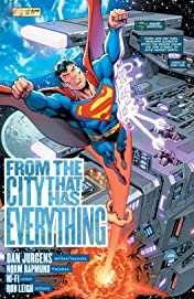 Action Comics (2016-) No.1000: The Deluxe Edition