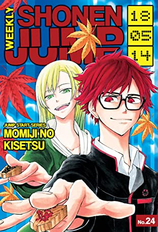 Weekly Shonen Jump Vol. 325: 05/14/2018