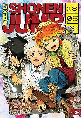 Weekly Shonen Jump Vol. 327: 05/28/2018