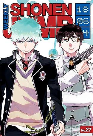 Weekly Shonen Jump Vol. 328: 06/04/2018