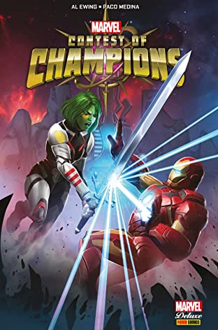 Contest of Champions: Le tournoi des Champions