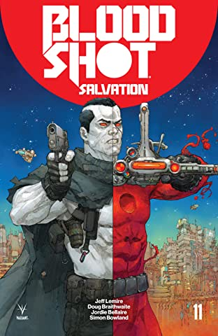 Bloodshot Salvation No.11