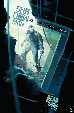 Shadowman (2018) #5