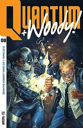 Quantum and Woody! (2017) #8