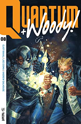 Quantum and Woody! (2017) #8