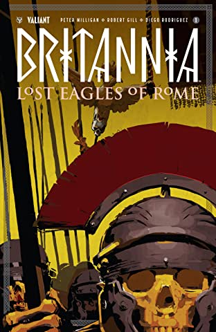 Britannia: Lost Eagles of Rome No.1