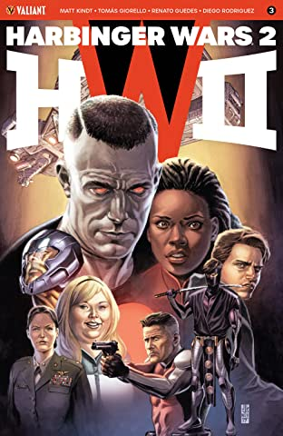 Harbinger Wars 2 No.3