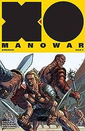 X-O Manowar (2017) #17
