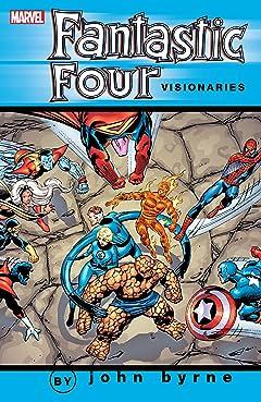 Fantastic Four Visionaries: John Byrne Tome 2
