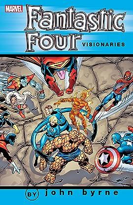Fantastic Four Visionaries: John Byrne Vol. 2