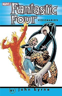 Fantastic Four Visionaries: John Byrne Tome 3