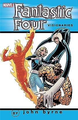 Fantastic Four Visionaries: John Byrne Vol. 3