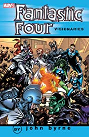 Fantastic Four Visionaries: John Byrne Vol. 5