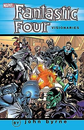 Fantastic Four Visionaries: John Byrne Vol. 5