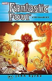 Fantastic Four Visionaries: John Byrne Vol. 7