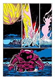 Fantastic Four Visionaries: John Byrne Vol. 7