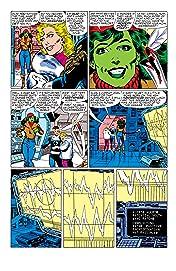 Fantastic Four Visionaries: John Byrne Vol. 8