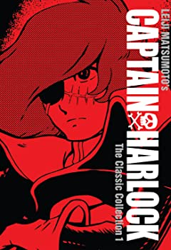 Captain Harlock: The Classic Collection Tome 1