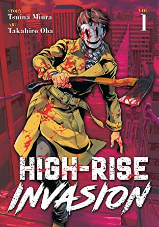High-Rise Invasion Tome 1