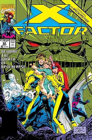 X-Factor (1986-1998) #66