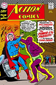 Action Comics (1938-2011) No.340
