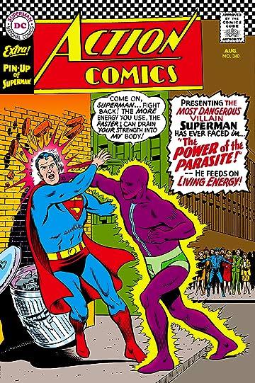 Action Comics (1938-2011) #340