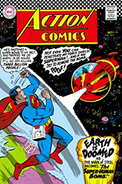 Action Comics (1938-2011) No.342