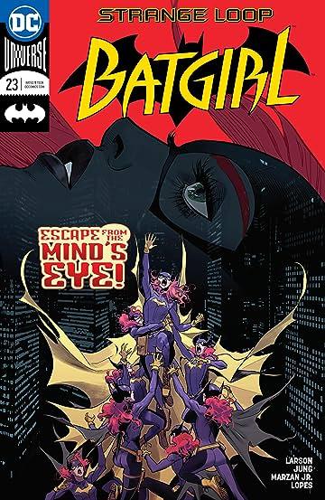 Batgirl (2016-) #23