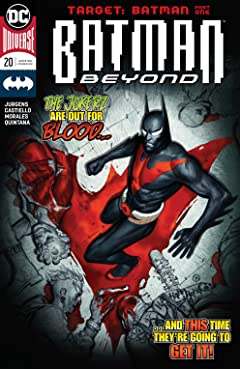 Batman Beyond (2016-) No.20
