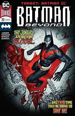 Batman Beyond (2016-) #20