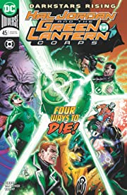 Hal Jordan and The Green Lantern Corps (2016-) #45