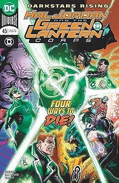 Hal Jordan and The Green Lantern Corps (2016-) #45