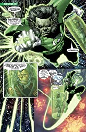 Hal Jordan and the Green Lantern Corps (2016-2018) #45