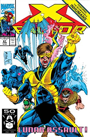 X-Factor (1986-1998) #67