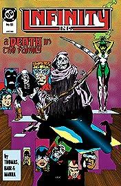Infinity, Inc. (1984-1988) #51