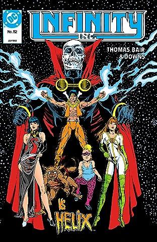 Infinity, Inc. (1984-1988) #52