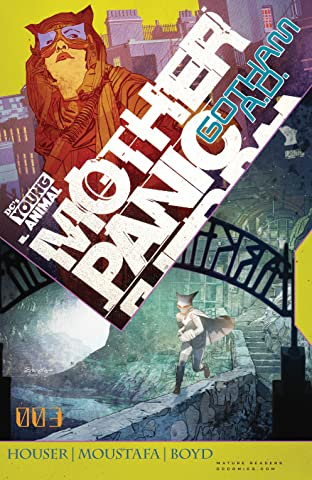 Mother Panic: Gotham A.D. (2018-) #3