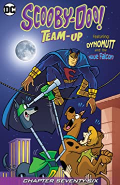Scooby-Doo Team-Up (2013-) No.76