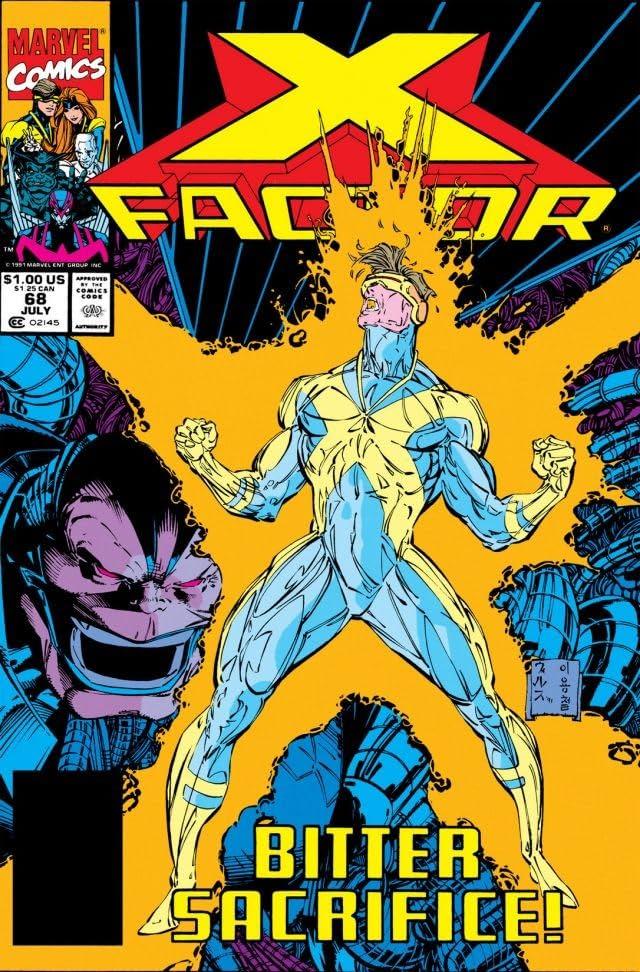 X-Factor (1986-1998) #68