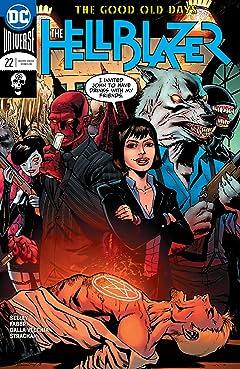 The Hellblazer (2016-) #22