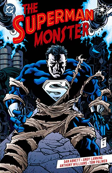 The Superman Monster (1999) #1
