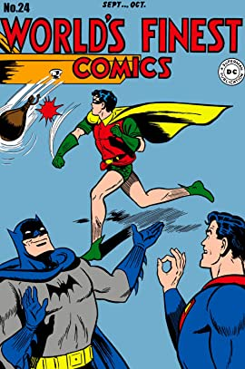 World's Finest Comics (1941-1986) #24