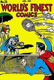 World's Finest Comics (1941-1986) #25