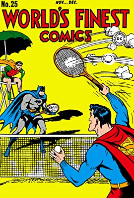 World's Finest Comics (1941-1986) #25