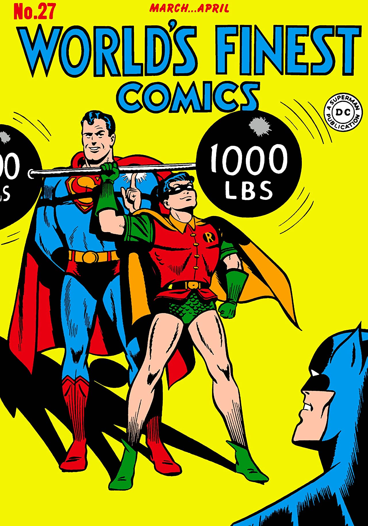 World's Finest Comics (1941-1986) #27