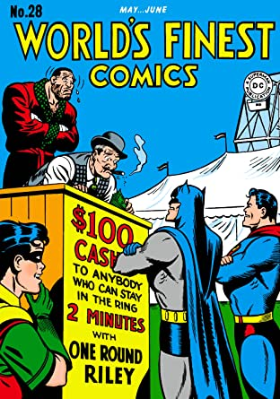 World's Finest Comics (1941-1986) #28
