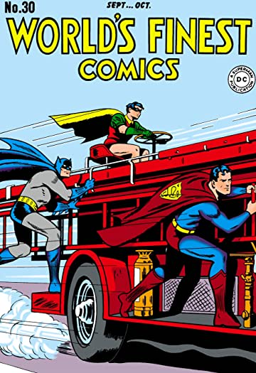 World's Finest Comics (1941-1986) #30