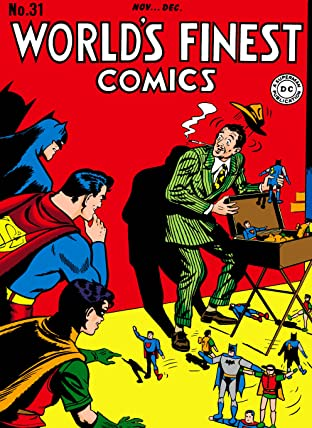 World's Finest Comics (1941-1986) #31