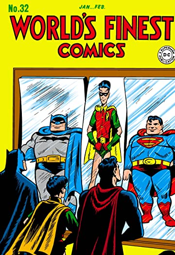 World's Finest Comics (1941-1986) #32